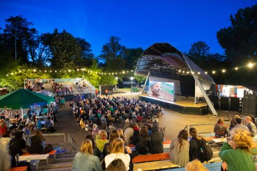 Das Kino am See in Pfäffikon SZ findet vom 5. - 15. August 2020 statt.