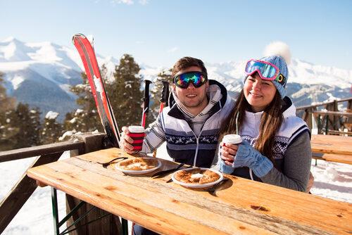 Das Skigebiet Fideriser Heuberge pausiert eine Wintersaison aufgrund der unsicheren COVID -19 Situation