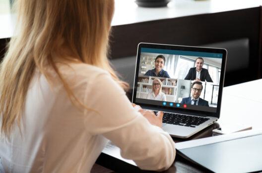 feature post image for Virtuelle Meetings in Corona-Zeiten