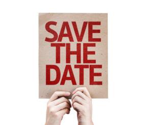 Save-the-Date-Einladungen – Gäste rechtzeitig informieren