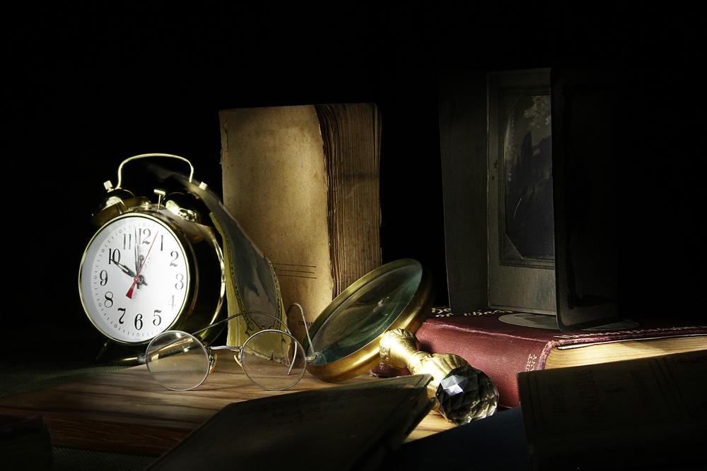 Passende Accessoires für das Murder Mystery Dinner