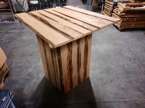 Stehtisch Holz mieten