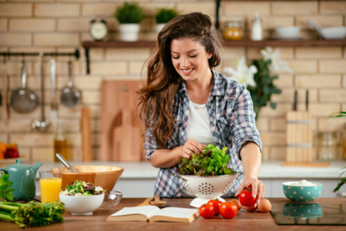 Achten Sie auf ausreichende Küchenhygiene