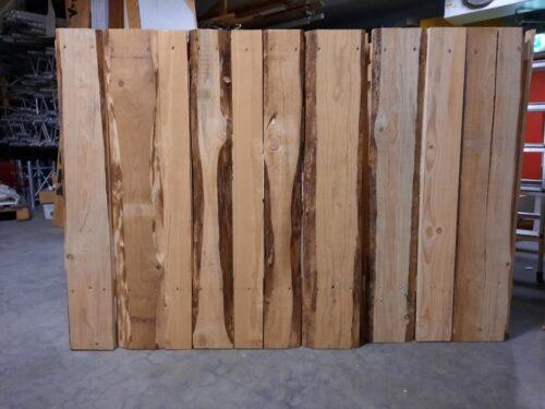 Stellwände Holz mieten