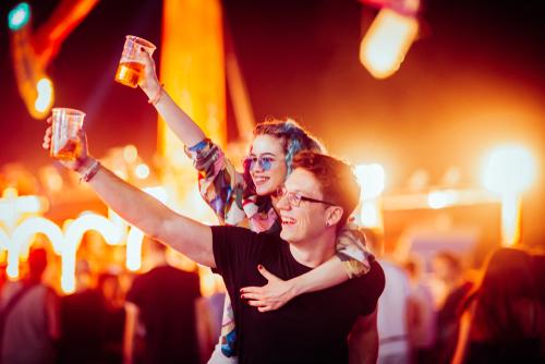 Festivals mit P