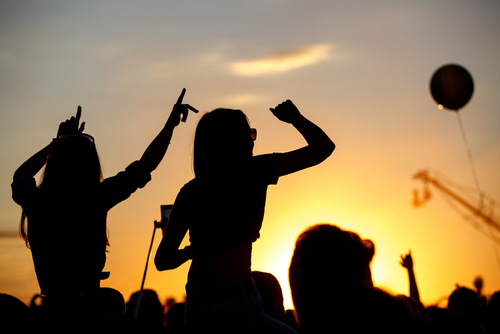 Festivals mit S