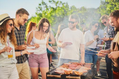 feature post image for Gemütliches BBQ im eigenen Garten