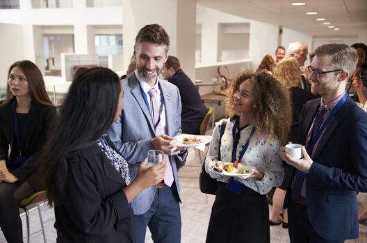feature post image for Flying Dinner – das Event für Netzwerker