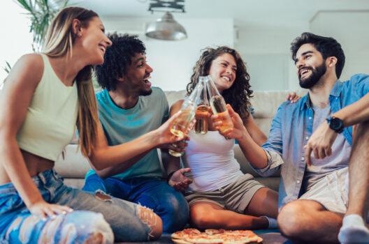 feature post image for Tipps für eine gelungene WG-Party