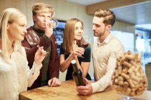 Wein und Käse Seminar für Paare