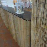 Dekor-Bambus