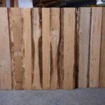 Holz-Stellwaende
