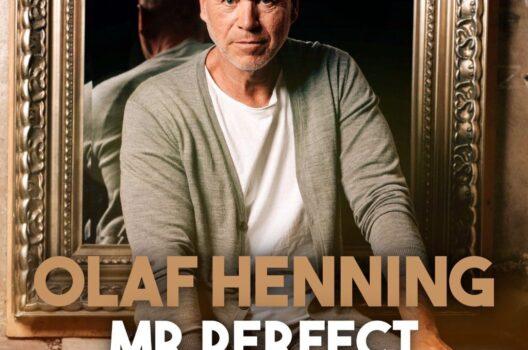 feature post image for Neue Single von Olaf Henning - Mr. Perfect ab 26 März überall erhätlich