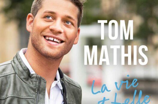 feature post image for Tom Mathis – der charmante französische Schlagersänger bringt heute seine neuen Single «La vie est belle» heraus