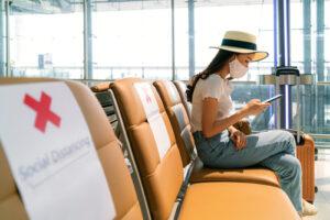 KLM gewinnt Diamond Award als beste Fluggesellschaft für Health Safety
