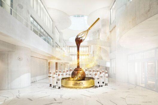 feature post image for Lindt Home of Chocolate: Bereits im ersten Jahr eines der meistbesuchten Museen der Schweiz