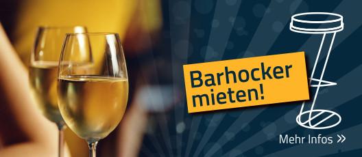 Barhocker mieten