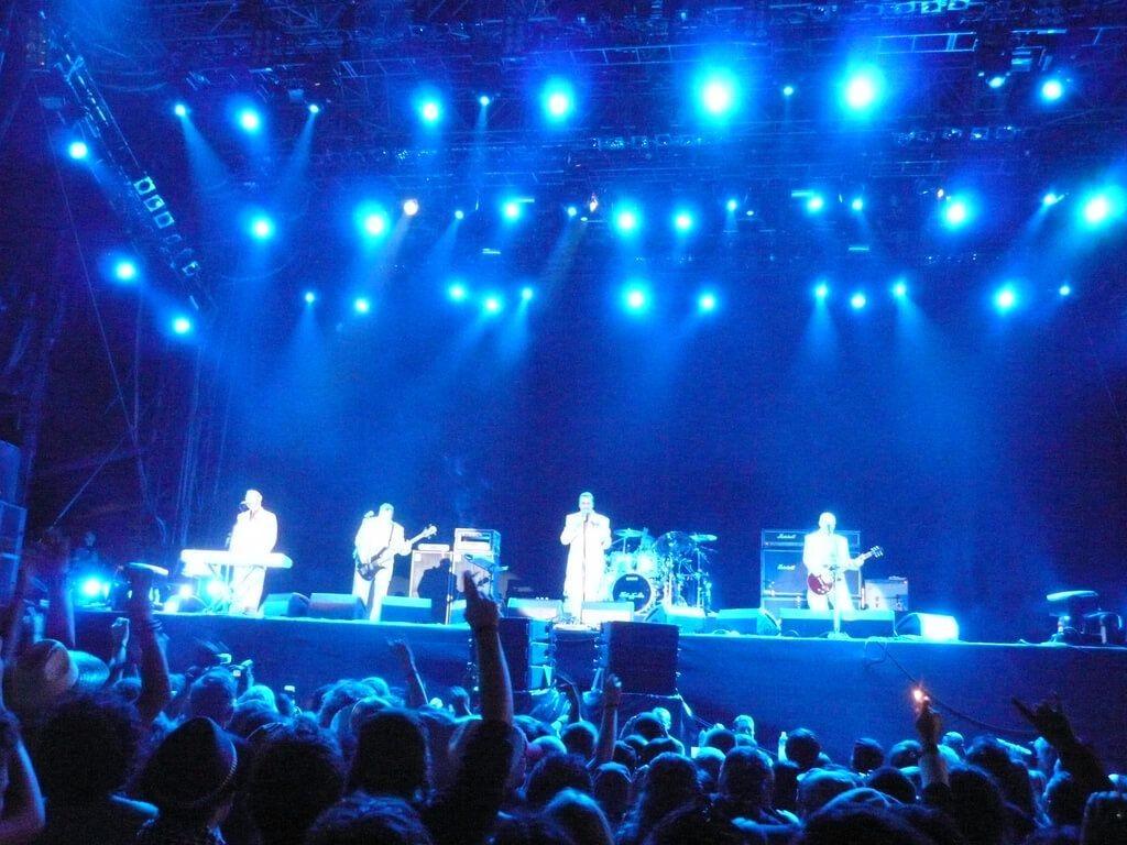 Greenfield Festival 2009 in Interlaken