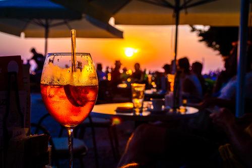 Coole Beach Bar mieten