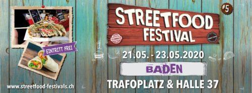 Das 5. Street Food Festival Baden findet vom 21. - 23. Mai 2020 statt.