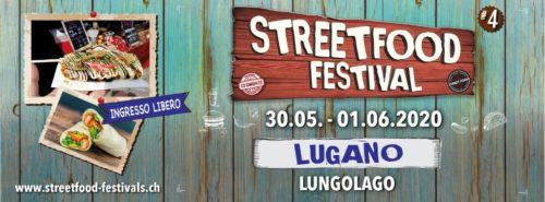 Das 4.Street Food Festival in Lugano findet vom 30. Mai - 1. Juni 2020 statt.