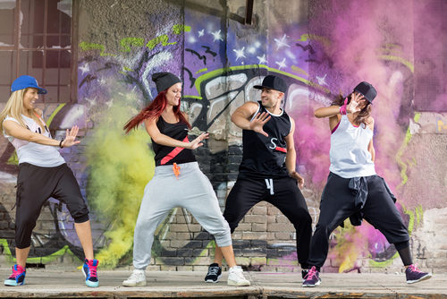 Die weltbesten Tänzer, Trainer und Choreographen unterrichten beim dreizehnten Euro Dance Festival vom 25. Februar bis 1. März 2020 im Europa-Park.