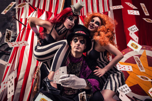 Das 12. Circus Festival YOUNG STAGE Festival Basel findet vom vom 15. - 19. Mai 2020 statt.