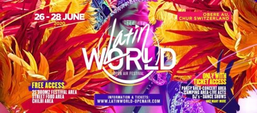 Latin World Openair Festival Chur