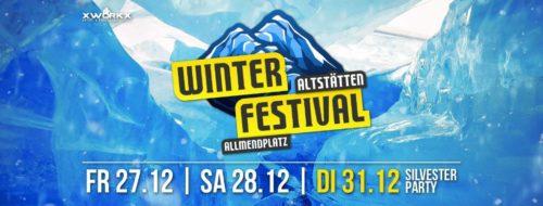 Das Winterfestival Altstätten findet vom 27. - 31. Dezember 2019 statt.