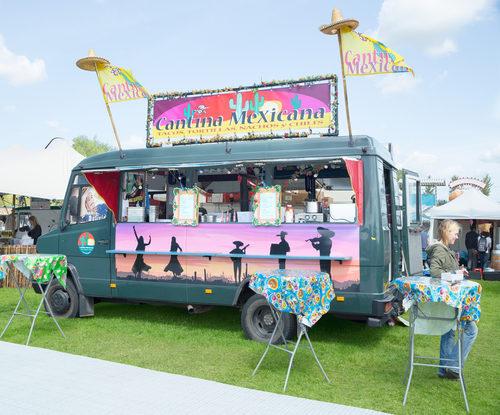 Das 1. Tresner Street-Food-Festival Triesen FL findet vom 8. - 10. Mai 2020 statt.