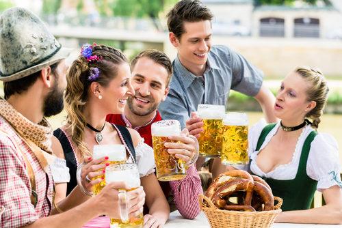 Die Frühlings-Wiesn Baden in der alten Schmiede findet vom29. Mai - 6. Juni 2020 statt.