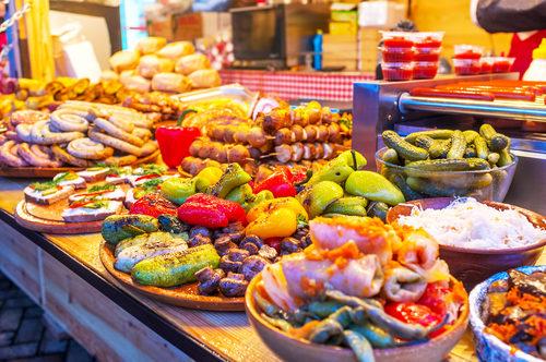 Sarganserländer Street-Food-Festival in Sargans SG